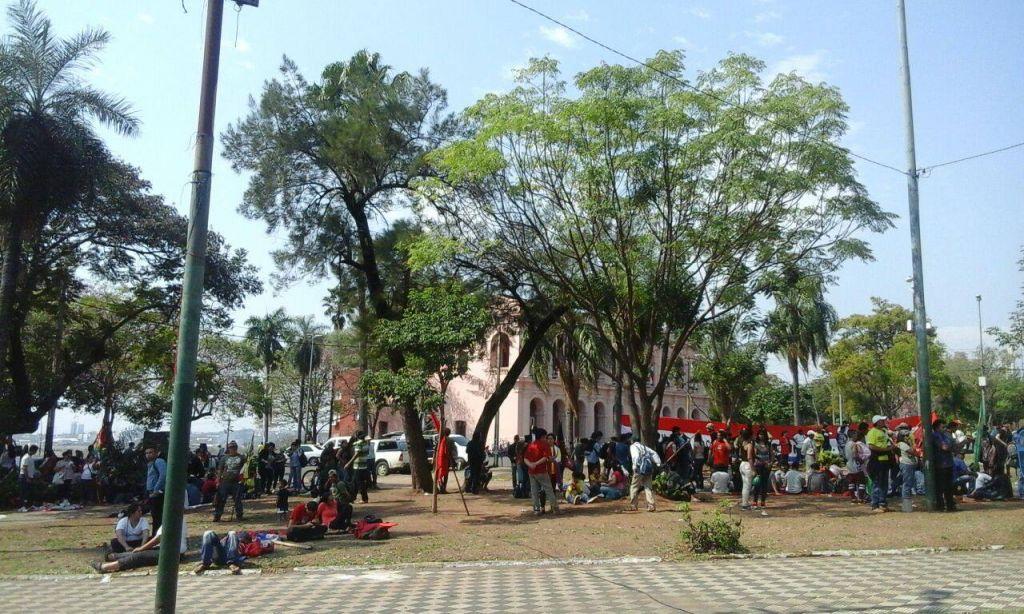 Jornada de protesta nacional #FueraCartes #NulidadYa.