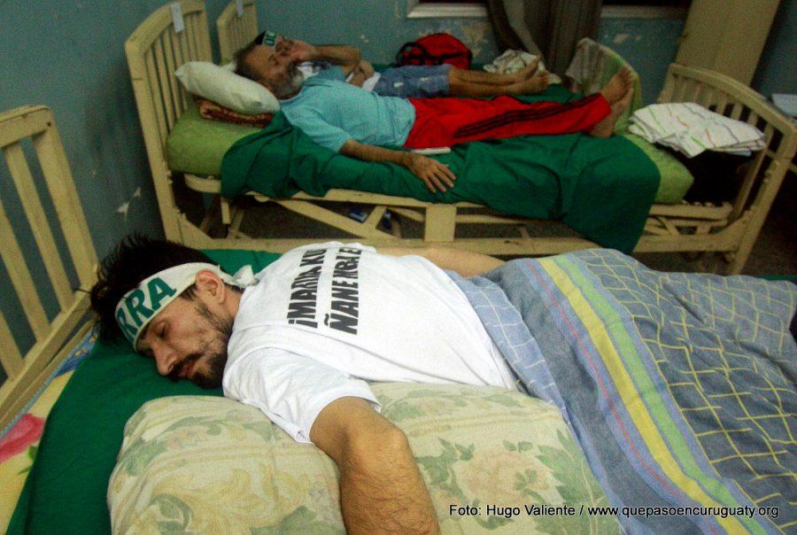 Informe sobre la situación en el Hospital Militar hasta este momento