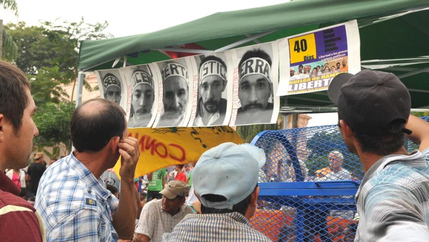 52 Días de Huelga de hambre